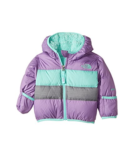 The North Face Infant Moondoggy 2.0 Down Jacket (Bellflower Purple, 3-6 Months)