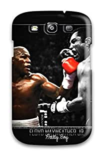 New Arrival Case Cover With LHwFnuS1341Cnmyd Design For Galaxy S3- Mayweather