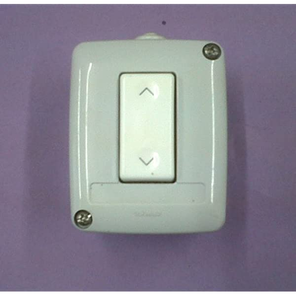 Primrose Outdoor Wall Switch for Electric Awnings
