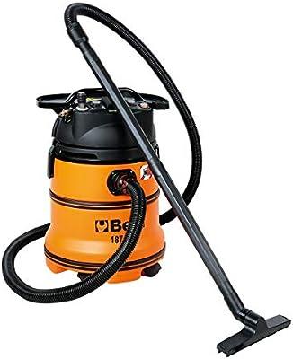 Beta 1871M/AS - Aspirador de 35 litros para sólidos y líquidos con ...
