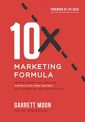 Amazon 10x marketing formula your blueprint for creating 10x marketing formula your blueprint for creating competition free content that stands malvernweather