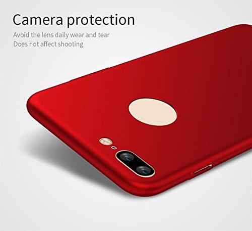 custodia iphone 7 plus rossa