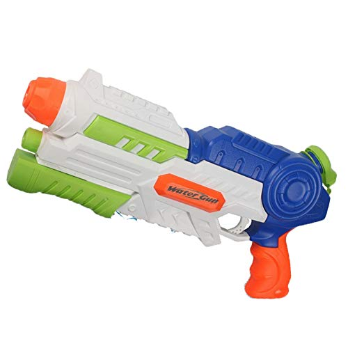 Tuptoel Large Water Guns for Adults, 1200cc Super Soaker Squirt Gun Big Water Pistol for Pool Water Toy