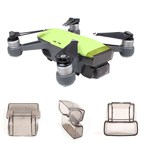 Drone Fans Lens Cap Cover Gimbal Screen Hood Lens Protector Guard Protective Case for DJI SPARK