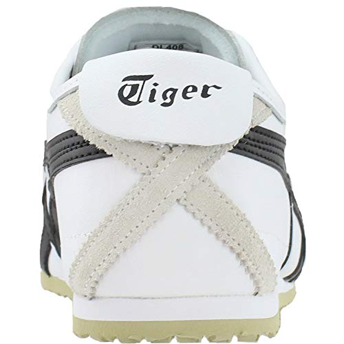 Unisex Scarpe Lifestyle Adulto White Eu Stringate black Su Vulc Onitsuka 44 Tiger Mexico 66 Sport Misura 5 E 8qUvRCw