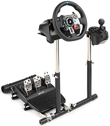 GTRACING Racing Simulator Steering Wheel Stand Compatible with Logitech G29 G923 G920 G27 G25 Video Game Accessories…