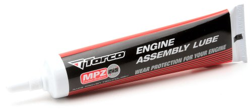 Torco Mpz Engine Assembly - Torco A550055HE MPZ Engine Assembly Lube - 1 oz. Tube