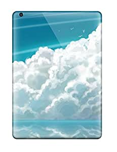 New Fashionable Xianshishop HYg1948IWzd Covers Cases Specially Made For Ipad Air(clouds)