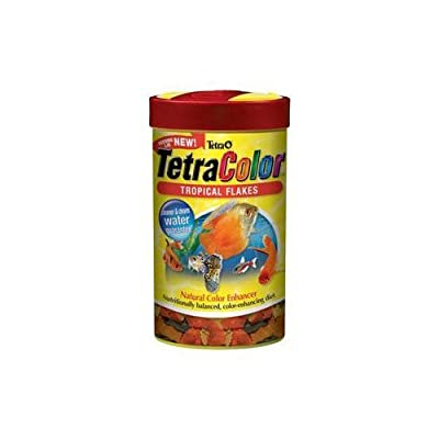 TetraColor Tropical Flakes from United Pet Group, Inc.