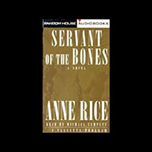 Servant of the Bones Audiobook