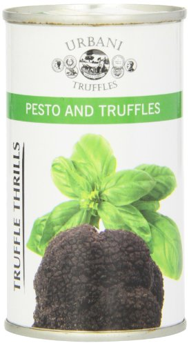 - Urbani Truffles Truffle Thrills, Pesto and Truffles, 6.4 Ounce Cans