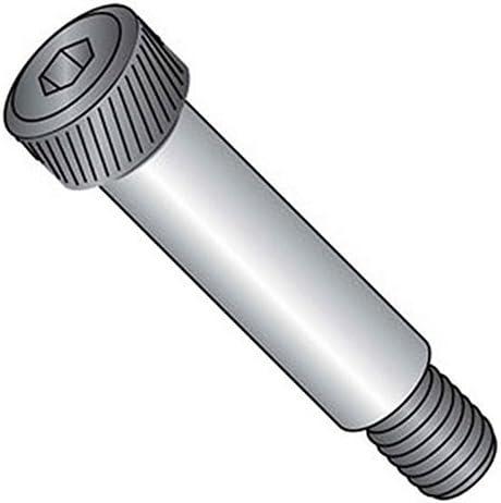 1//4 Shoulder Holo-Krome 08014 10-24x1-1//2 Socket Shoulder Screw Steel 25 Pk Blk Oxide
