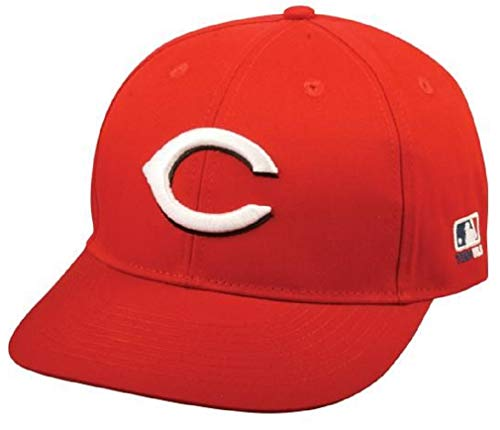OC Sports Cincinnati Reds MLB Red Home Hat Cap Adult Men