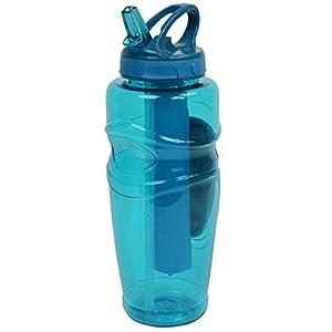Cool Gear Solstice Bottle, 32 oz, Blue