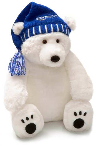 2008 Amazon Exclusive Limited Edition Polar Bear by Gund