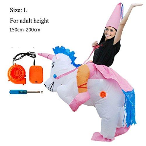 Inflatable Dinosaur Costumes Purim Cosplay Animal Dress Dino Rider (Full Body Gorilla Costume)