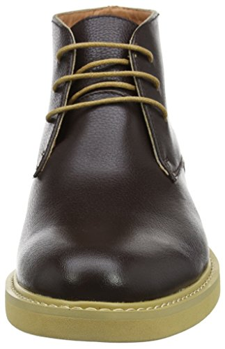 Peter Werth Shoes PEGG, Stivali Chukka Uomo Brown (Chocolate)