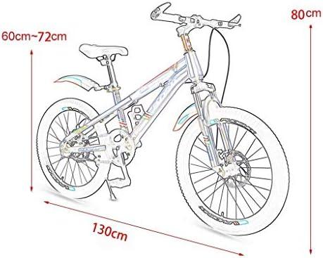 Xiaotian Bicicletas para niños de 18/20 Pulgadas Bicicleta de Velocidad para Bicicleta de montaña al Aire Libre para niños y niñas, Adecuada para Estudiantes,18inches: Amazon.es: Deportes y aire libre