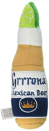 Diggity Dog Toy (Grrrona Mexican Beer Plush Dog Toy Small)