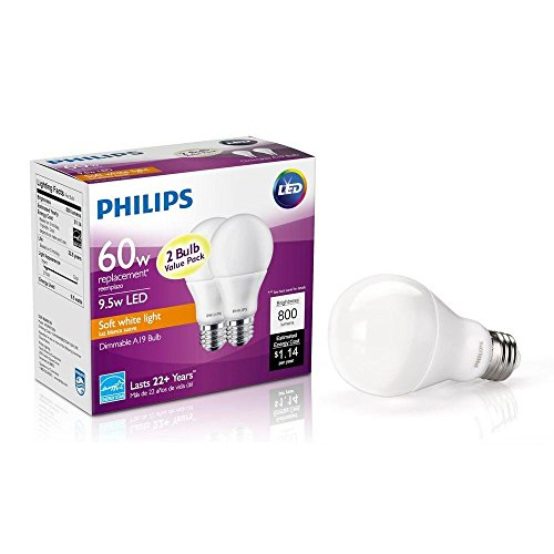 Philips 461228 Equivalent Dimmable Household product image