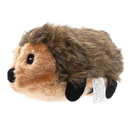 - ZippyPaws Hedgehog Squeaky Plush Dog Toy, Small