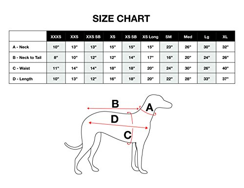 All Seasons Sherpa Coat Vest for Dogs with Velcro Strap for Large Dogs (Large - Red) by All Seasons Products, Inc. (Image #7)