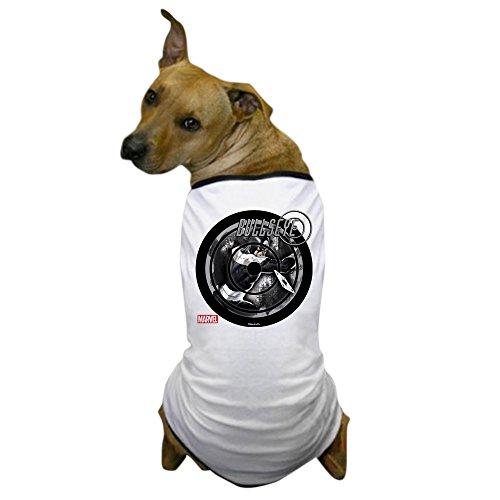 CafePress Bullseye Icon Dog T Shirt Dog T-Shirt, Pet Clothing, Funny Dog Costume