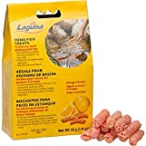 Laguna Fish Food Treat, orange Flavor, 1.9-Ounce For Sale