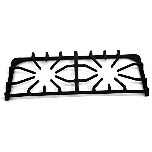 - 807327101 Range Surface Burner Grate (Black) Genuine Original Equipment Manufacturer (OEM) Part Black