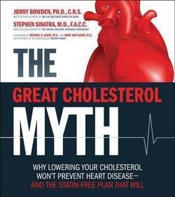 Great Cholesterol Myth Disease Statin Free product image
