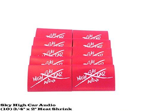 Ga Heat ((10) 4 or 0 Gauge RED 3/4