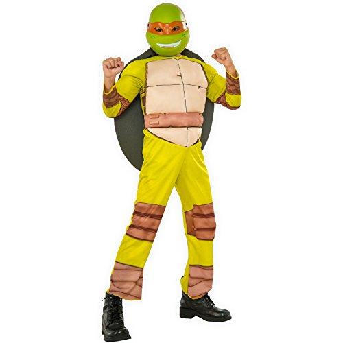 Teenage Mutant Ninja Turtles - Deluxe Michelangelo -