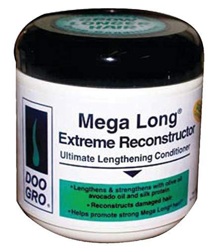DOO GRO Mega Long Extreme Reconstructor Ultimate Lengthening Conditioner, 16 oz (Gro Shampoo Do)