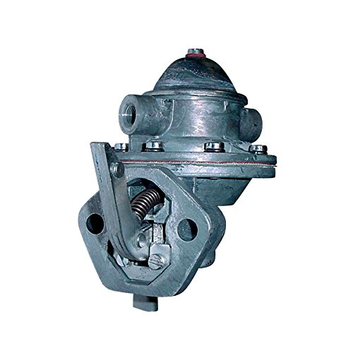 DB Electrical 1403-3000 John Deere Fuel Lift Pump for AR49770, AR52159, AR55730, RE27667, RE42211, RE43273