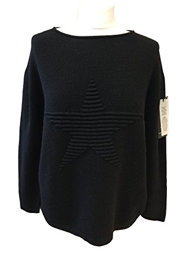 Fashion - Jerséi - Suéter - para mujer negro