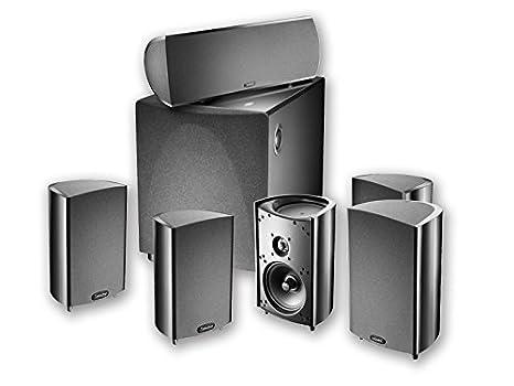 Definitive Technology ProCinema 600 120v Center Speaker Set of Six, Black