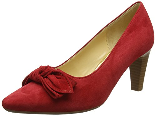 Femme Gabor Fashion Escarpins Rouge 15 Rosso Shoes wtStqr04