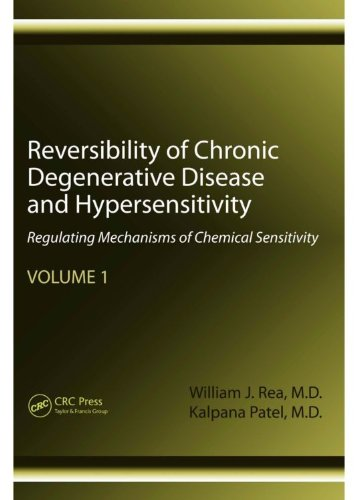 Download Reversibility of Chronic Degenerative Disease and Hypersensitivity, Volume 1: Regulating Mechanisms of Chemical Sensitivity Pdf