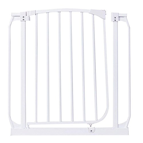 Costzon Baby Safety Gate, Fits Spaces Between 28.5