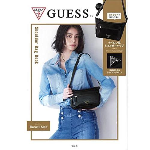 GUESS Shoulder Bag Book 画像