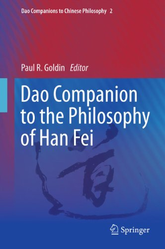 Dao Companion to the Philosophy of Han Fei: 2 (Dao Companions to Chinese Philosophy) Pdf