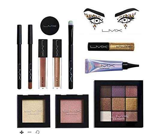LMX By Little Mix Get The Luxe Mega Beauty Edit