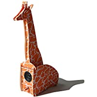Giraffe Portable Wireless Bluetooth Speaker DIY Kit-3D Wooden Stereo Puzzle Speaker Home Decor- Perfect Gifts for adults, teens
