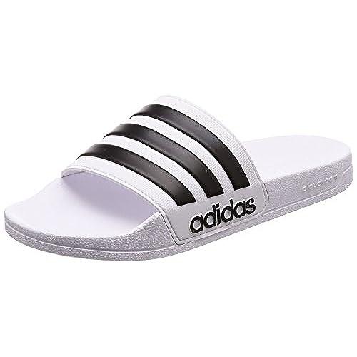 big sale 932d3 950a1 Adidas Adilette Shower, Zapatos de Playa y Piscina para Hombre 50% de  descuento