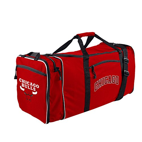 fan products of Officially Licensed NBA Chicago Bulls Steal Duffel Bag