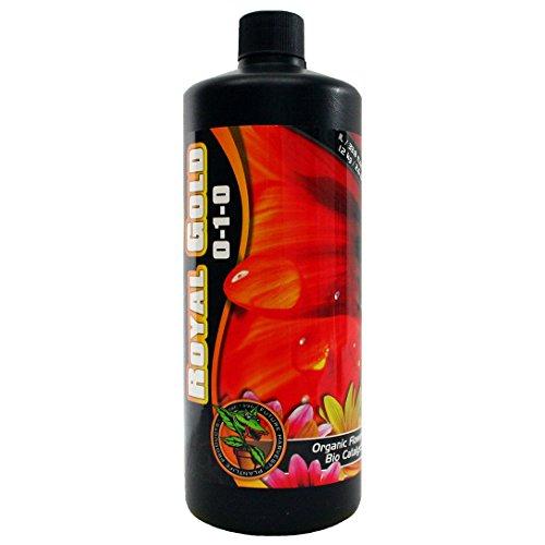 Future Harvest 0300122 Royal Gold Fulvic Acid 0 1 0 Fertilizer  1 Quart