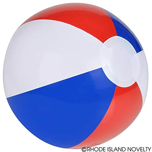 Set of three (3) Inflatable Patriotic Beach Balls 12