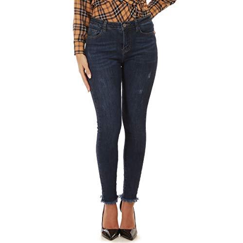 La Modeuse Skinny Jeans Bleu La Modeuse P8vWwxd8