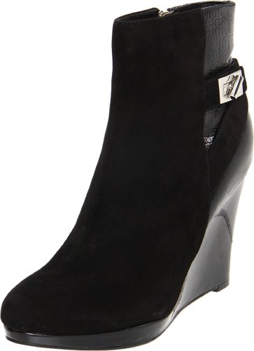 Cole Suede Boot Black Ankle Haanmartina YxnqBgY