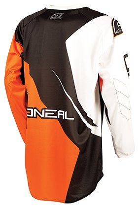 0024R-403 Oneal Element 2015 Racewear Motocross Jersey M Orange